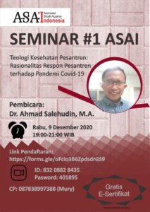Seminar seri 1